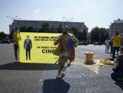 acțiune Greenpeace